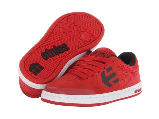 etnies Kids Marana Boys Shoes (Red)