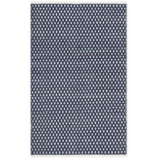 Safavieh Boston Bath Mats Navy Rug BOS685D  Rug Size 3 x 5