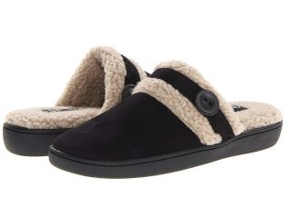 Woolrich Kettle Creek Womens Slippers (Black)