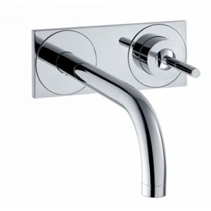 Hansgrohe 38117821 Axor Uno Single Handle Wall Mounted Lavatory Faucet