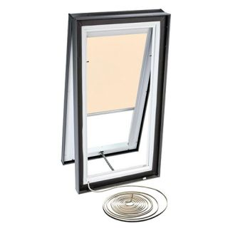 Velux RMC 3030 1086 Skylight Blind, Electric Powered Light Filtering for Velux VCE 3030 Models Beige