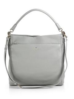Kate Spade New York Cobble Hill Curtis Satchel   Light Smoke