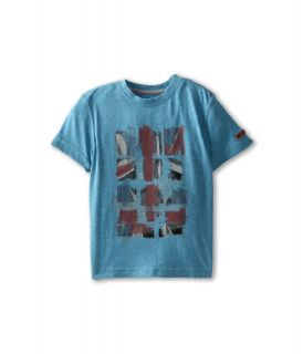 Ben Sherman Kids Terry Tee Boys T Shirt (Gray)