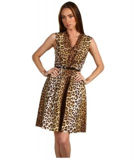 Kate Spade New York Roxanne Dress Womens Dress (Animal Print)