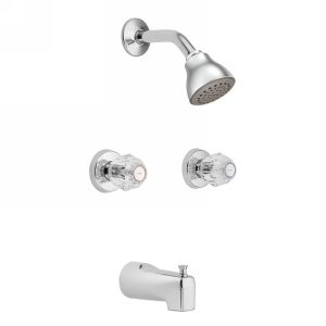 Moen 2982 Chateau Two Handle Tub & Shower Faucet