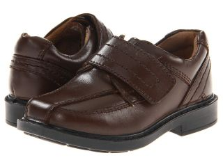 Hush Puppies Kids Oberlin Boys Shoes (Brown)