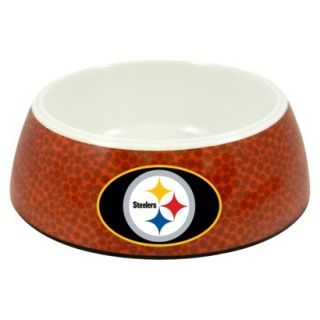 Pittsburgh Steelers Classic NFL Football Pet Bowl