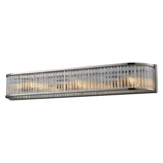 Elk Lighting Braxton Vanity Light Bar   Polished Nickel Multicolor   10126/2