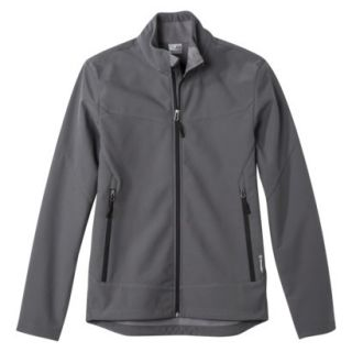 C9 by Champion Mens VentureDry Soft Shell Jacket   Charcoal Grey S