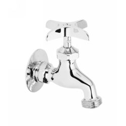 Elkay LK69CH Universal ADA Compliant Single Hole Wall Mount Spigot