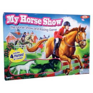 POOF Slinky Ideal My Horse Show and Racing Board Game