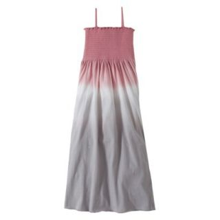Burts Bees Baby Toddler Girls Dip Dye Beach Dress   Dusty Rose 3T