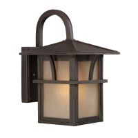 Sea Gull Lighting SEA 88880 51 Medford Lakes One Light Outdoor Wall Lantern