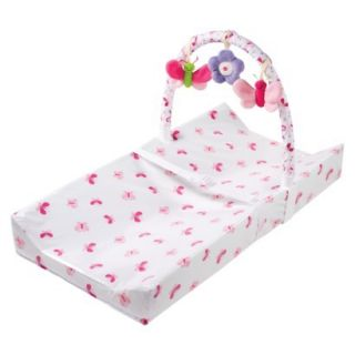 Summer Infant Change n Play Changing Pad with Toybar   Flutter Flower