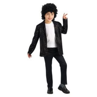 Boys Michael Jackson Billie Jean Deluxe Jacket