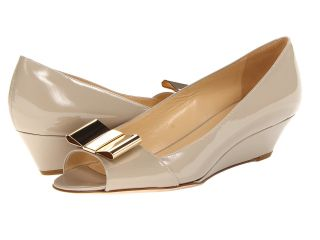 Kate Spade New York Theresa Womens Wedge Shoes (Beige)