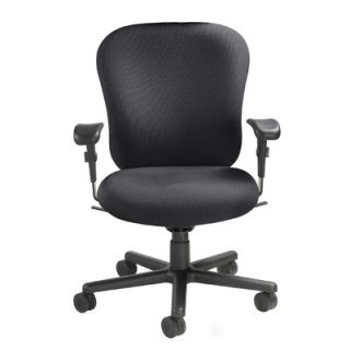 Nightingale Chairs Mid Back 24/7 Heavy Duty Task Chair 247hd Fabric Foundati