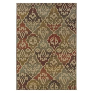 Empire Floral Area Rug (67x96)