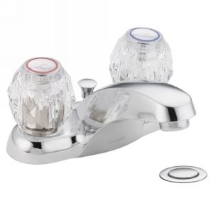 Moen 4920 Chateau Two Handle Lavatory Faucet