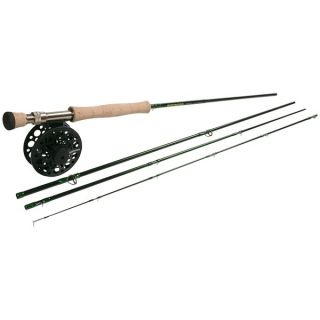 Redington Torrent Fly Fishing Combo   4 Piece Rod with Surge Reel  7/8/9wt   SEE PHOTO ( )