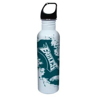 NFL Philadelphia Eagles Water Bottle   White (26 oz.)