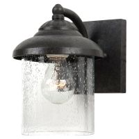 Sea Gull Lighting SEA 84068 746 Lambert Hill One Light Outdoor Wall Fixture Oxfo