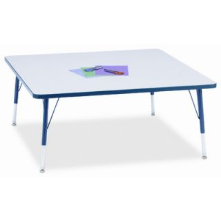 Jonti Craft KYDZ Square Laminate Activity Table 6418JC11