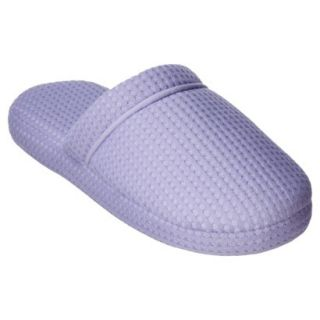 Gilligan & OMalley Womens Spa Slipper   Lavender Meadow S/M