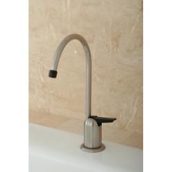 Satin Nickel Single handle Water Filter Faucet