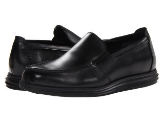 Deer Stags Andrew Mens Slip on Shoes (Black)