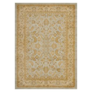 Safavieh Ryan Area Rug   Light Gray/Gold (53x76)