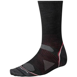 SmartWool 2013 PhD Ultralight Outdoor Socks   Merino Wool  Crew (For Men and Women)   SILVER (XL )