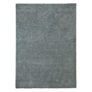 Threshold Big Bear Shag Area Rug   Blue (66x10)
