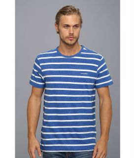 Ben Sherman Breton Stripe Tee Mens T Shirt (Blue)