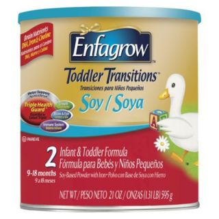 Enfamil Enfagrow Soy Toddler Transitions Formula Powder   21 oz.