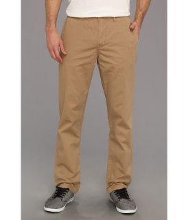 Lucky Brand Chino Pant Mens Casual Pants (Brown)