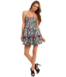 Kate Spade New York Floral Karmen Dress Womens Dress (Multi)