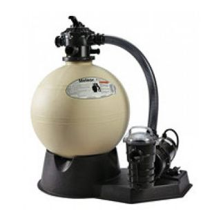 Pentair PNSD0035DD1160 Sand Dollar Aboveground Sand Filter System, 0.75 HP 1.4 Sq. Ft Filter Area