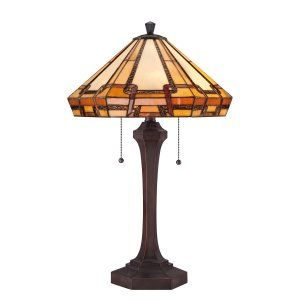 Quoizel TF1431TRS Tiffany Burton Tiffany Table Lamp