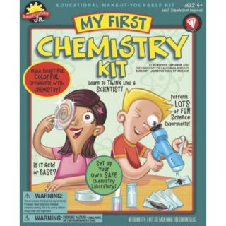 Scientific Explorer Junior My First Chemistry Kit