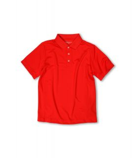 Nike Kids Boys Nike Victory Polo Boys Short Sleeve Pullover (Red)