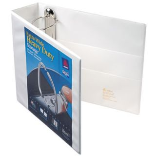 Avery Extra Wide Heavy Duty View Binder with One Touch EZD Rings