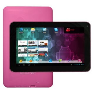 Visual Land Connect 9 Android Tablet (VL 109 8GB PNK) with 8GB Internal