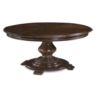 A R T Furniture Inc A.R.T. Furniture Coronado Round Pedestal Dining Table