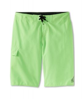 Quiksilver Kids Stomping Boardshort Boys Swimwear (Green)