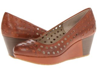 Kenneth Cole Reaction Sippin Soda Womens Wedge Shoes (Brown)