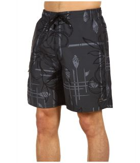 Quiksilver Waterman Collection Maliko Hybrid Short Mens Swimwear (Gray)