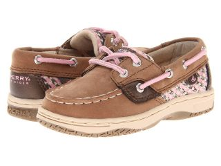 Sperry Top Sider Kids Bluefish Girls Shoes (Brown)