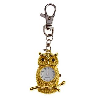 Owl Watch Feature Metal USB Flash Drive 4G