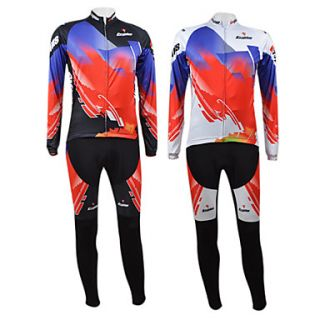 Kooplus Dream Color Series Mens Cycling Suits